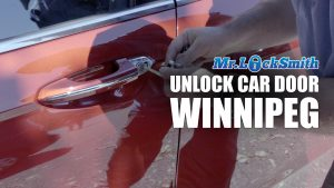 Unlock Car Door Winnipeg