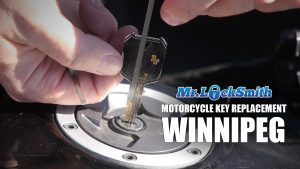 Motorcycle Key Replacement Winnipeg